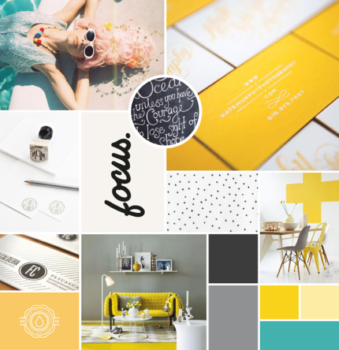 Our Work View Our Digital Print Web Projects: The Value Of A Mood Board In The Design Process