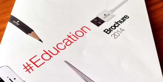 Copywriting & Proof Reading - ASK Education Brochure