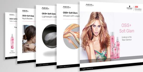 Presentation Materials - OSiS+ Soft Glam Presentation