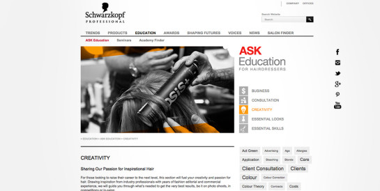 Websites - ASK Education Blog