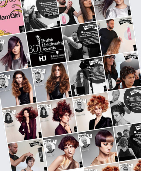 Social Media Campaign | Schwarzkopf Professional UK